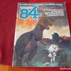 Cómics: ZONA 84 Nº 28 ( MAROTO BERNET ABULI BEROY ) TOUTAIN EL COMIC DE LA FANTASIA Y LA CIENCIA FICCION. Lote 255482840