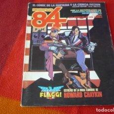 Cómics: ZONA 84 Nº 31 ( CHAYKIN BEROY ) TOUTAIN EL COMIC DE LA FANTASIA Y LA CIENCIA FICCION. Lote 255482940