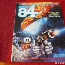 Cómics: ZONA 84 Nº 33 ( SEVERIN FARELL CHAYKIN ) TOUTAIN EL COMIC DE LA FANTASIA Y LA CIENCIA FICCION. Lote 255483010