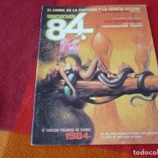 Cómics: ZONA 84 Nº 34 ( BEROY CHAYKIN ) TOUTAIN EL COMIC DE LA FANTASIA Y LA CIENCIA FICCION. Lote 255483080