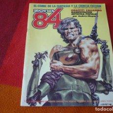 Cómics: ZONA 84 Nº 35 ( BEROY CHAYKIN LOMAX ) TOUTAIN EL COMIC DE LA FANTASIA Y LA CIENCIA FICCION. Lote 255483160