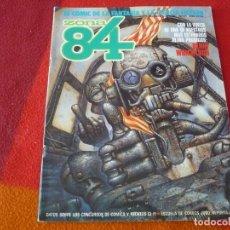 Cómics: ZONA 84 Nº 41 ( BEROY WRIGHTSON ) TOUTAIN EL COMIC DE LA FANTASIA Y LA CIENCIA FICCION. Lote 255483225