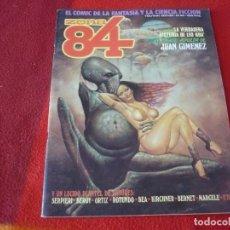 Cómics: ZONA 84 Nº 43 ( JUAN GIMENEZ BEROY BEA ) TOUTAIN EL COMIC DE LA FANTASIA Y LA CIENCIA FICCION. Lote 255483415