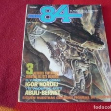 Cómics: ZONA 84 Nº 3 ( TRILLO GIMENEZ DAS PASTORAS ) TOUTAIN EL COMIC DE LA FANTASIA Y LA CIENCIA FICCION. Lote 255918740