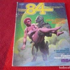 Cómics: ZONA 84 Nº 6 ( TRILLO FRANK THORNE NEGRETE ) TOUTAIN EL COMIC DE LA FANTASIA Y LA CIENCIA FICCION. Lote 255918805