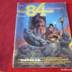 Cómics: ZONA 84 Nº 8 ( CORBEN CASARES BERNET ) TOUTAIN EL COMIC DE LA FANTASIA Y LA CIENCIA FICCION. Lote 255918960