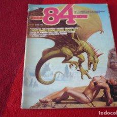 Cómics: ZONA 84 Nº 10 ( CORBEN BRECCIA ALTUNA ) TOUTAIN EL COMIC DE LA FANTASIA Y LA CIENCIA FICCION. Lote 255919055