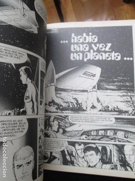 Cómics: Zona 84. Almanaque 1986. - Foto 2 - 255950975