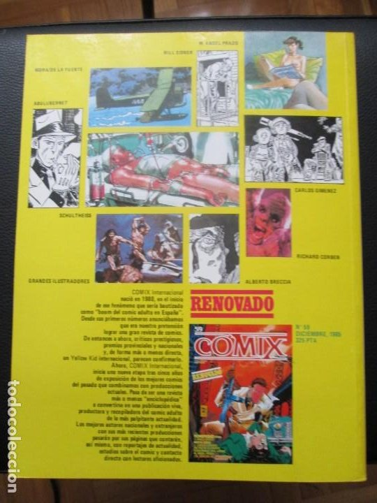Cómics: Zona 84. Almanaque 1986. - Foto 6 - 255950975