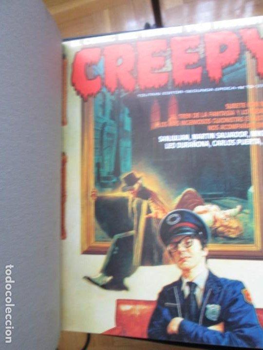 Cómics: CREEPY SEGUNDA ÉPOCA. Retapado con números 13, 14 ,15 - Foto 2 - 255951790