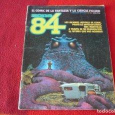 Cómics: ZONA 84 Nº 15 ( DAS PASTORAS TRILLO BERNET ) TOUTAIN EL COMIC DE LA FANTASIA Y LA CIENCIA FICCION. Lote 255997415