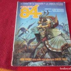 Cómics: ZONA 84 Nº 17 ( DAS PASTORAS CORBEN GIMENEZ ) TOUTAIN EL COMIC DE LA FANTASIA Y LA CIENCIA FICCION. Lote 255997905