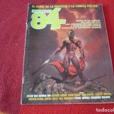 Cómics: ZONA 84 Nº 23 ( CORBEN GIMENEZ ALTUNA ) TOUTAIN EL COMIC DE LA FANTASIA Y LA CIENCIA FICCION. Lote 255998455