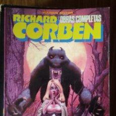 Comics : OBRAS COMPLETAS: RICHARD CORBEN NUM. 2 - HOMBRE LOBO. Lote 256050705