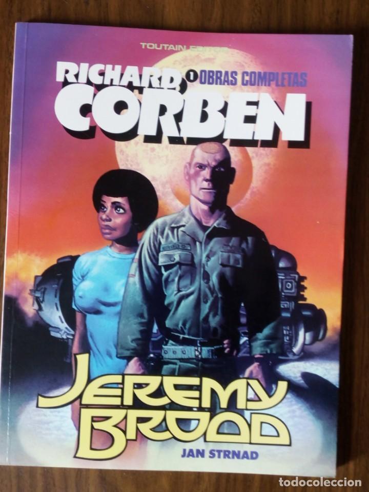 OBRAS COMPLETAS: RICHARD CORBEN NUM. 1 - JEREMY BROOD (JAN STRNAD) (Tebeos y Comics - Toutain - Álbumes)