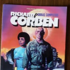 Fumetti: OBRAS COMPLETAS: RICHARD CORBEN NUM. 1 - JEREMY BROOD (JAN STRNAD). Lote 256056350