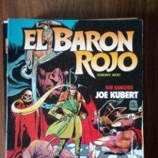 Cómics: EL BARÓN ROJO (ENEMY ACE) - BOB KANIGHER / JOE KUBERT. Lote 256063790