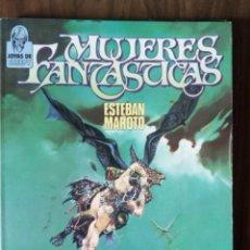Cómics: MUJERES FANTÁSTICAS. JOYAS DE CREEPY - ESTEBAN MAROTO. Lote 256064760
