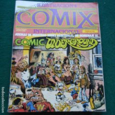 Cómics: COMIX UNDERGROUND COMIC. Lote 256146150