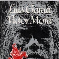 Fumetti: LAS CRONICAS DEL SIN NOMBRE. LUIS GARCIA - VICTOR MORA. J. TOUTAIN, 1978. Lote 256159430