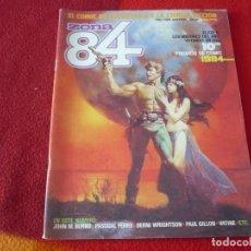 Cómics: ZONA 84 Nº 56 ( GILLON FERRY WRIGHTSON ) TOUTAIN EL COMIC DE LA FANTASIA Y LA CIENCIA FICCION. Lote 256169415