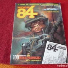 Cómics: ZONA 84 Nº 59 ( ALTUNA CORBEN FERRY BEA ) TOUTAIN EL COMIC DE LA FANTASIA Y LA CIENCIA FICCION. Lote 256169560