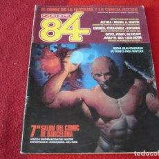 Cómics: ZONA 84 Nº 62 ( ALTUNA DEN CORBEN FERRY ) TOUTAIN EL COMIC DE LA FANTASIA Y LA CIENCIA FICCION. Lote 256169985