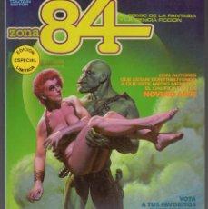 Cómics: ZONA 84 PRIMAVERA Nº 2 RETAPADO CON LOS NUMEROS 7 A 9 - TOUTAIN - BUEN ESTAD. Lote 257285575