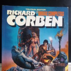 Cómics: OBRAS COMPLETAS: RICHARD CORBEN NUM. 10 - PILGOR (BODYSSEY). Lote 256061865