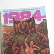 Cómics: 1984 Nº 12 TOUTAIN CORBEN 1980 E2. Lote 257704850