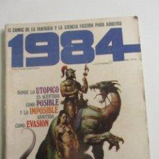 Cómics: 1984 EL CÓMIC DE FANTASÍA Y CIENCIA FICCIÓN Nº 25 BONVI, MANFRED SOMMER, ALEX NIÑO TOUTAIN E2. Lote 257705280