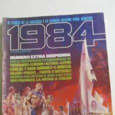 Cómics: 1984 EL CÓMIC DE FANTASÍA Y CIENCIA FICCIÓN Nº 64 TOUTAIN ARX92. Lote 257706680
