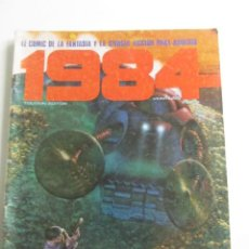 Cómics: 1984 EL CÓMIC DE FANTASÍA Y CIENCIA FICCIÓN Nº 21 TOUTAIN CORBEN BEA DE LA FU TOUTAIN ARX92. Lote 257707135