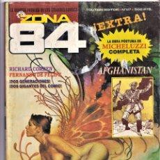 Cómics: ZONA 84 - NUMERO 87 - TOUTAIN EDITOR. Lote 257869045