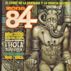 Cómics: ZONA 84 - NÚMERO 82 - TOUTAIN EDITOR. Lote 257869965