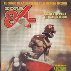 Cómics: ZONA 84 - NÚMERO 81 - TOUTAIN EDITOR. Lote 257870075