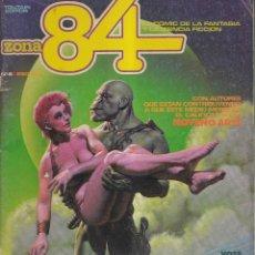 Cómics: ZONA 84 - NÚMERO 6 - TOUTAIN EDITOR. Lote 257870310