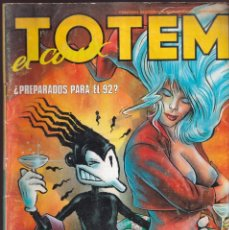 Cómics: TOTEM EL COMIX - NÚMERO 61 NUEVA ÉPOCA - TOUTAIN EDITOR. Lote 257873905