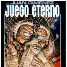 Cómics: JUAN GIMENEZ. JUEGO ETERNO. TOUTAIN. EXCELENTE.. Lote 257890990