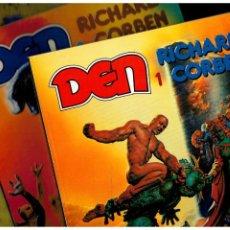 Fumetti: DEN 1 -NEVERWHERE- DEN 2 -MUVOVUM- LOTE DE LOS 2 DEN DE TOUTAIN. -RESERVADO,NO COMPRAR-. Lote 258183685