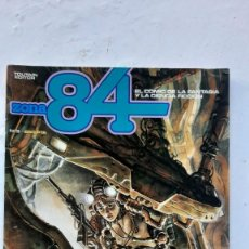 Comics : ZONA 84, Nº3, TOUTAIN EDITOR. Lote 253091575