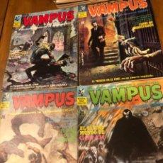 Fumetti: VAMPUS, CREEPY. Lote 259327785