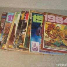 Cómics: LOTE COMIC 1984 LOTE DE 8. Lote 260327535