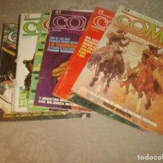 Fumetti: LOTE DE 6 COMIX INTERNACIONAL TOUTAIN EDITOR AÑOS 80. Lote 260327870