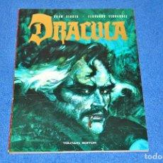 Cómics: DRÁCULA DE BRAM STOKER (TOUTAIN EDITOR) FRAN FERNÁNDEZ - EN MUY BUEN ESTADO. Lote 260600480