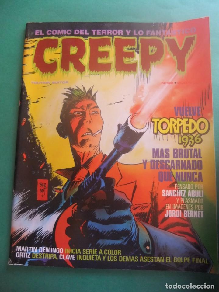 Cómics: CREEPY LOTE DE 29 NUMEROS TOUTAIN EDITOR - Foto 30 - 260811505
