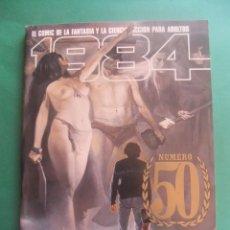 Cómics: COMIC 1984 Nº 50 NUMERO EXTRA TOUTAIN EDITOR. Lote 260814600