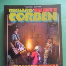 Cómics: RICHARD CORBEN OBRAS COMPLETAS Nº 4 TOUTAIN EDITOR. Lote 260816995
