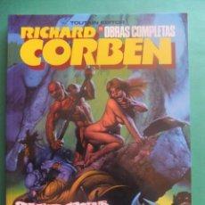 Cómics: RICHARD CORBEN OBRAS COMPLETAS Nº11 TOUTAIN EDITOR. Lote 260817075