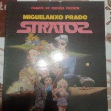 Cómics: STRATOS: MIGUELANXO PRADO: TOUTAIN. Lote 261148240